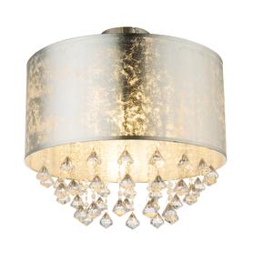 Lampa Plafon SREBNA AMY Globo 15188D3
