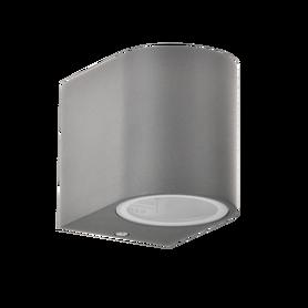 LAMPA KINKIET ZEWNĘTRZNY BOSTON ciemno szary GU10