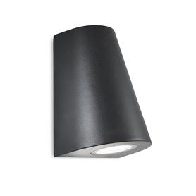 LAMPA KINKIET ZEWNĘTRZNY BOSTON czarny GU10