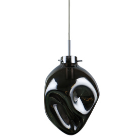 Lampa wisząca Zwis Aldeia PND-5813-S-1-CH+SMK