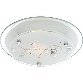 Plafon GLOBO BALLERINA I 48090 E27 kryształki