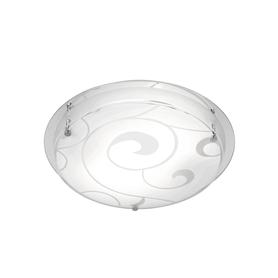 Plafon lampa sufitowa GLOBO KRYSTJANA 48060 2xE27