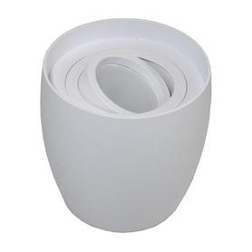 Oprawa sufitowa BESA natynkowa ruchoma biała
