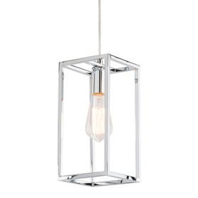 Zwis Lampa wisząca SIGALO 1 chrom