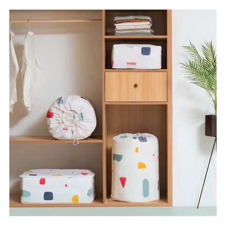 Pojemnik na zabawki lub pranie, kosz worek OR49WZ3 (3)