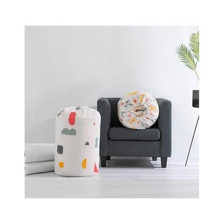 Pojemnik na zabawki lub pranie, kosz worek OR49WZ3 (4)
