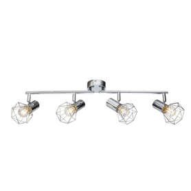LAMPA SUFITOWA SPOT LISTWA XARA GLOBO 54802-4