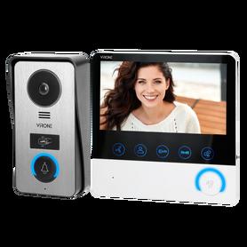Zestaw wideo domofonowy czytnik kart i breloków VDP-60