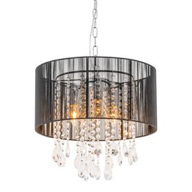 Lampa Żyrandol Nowoczesny Kryształki ESSENCE 9262