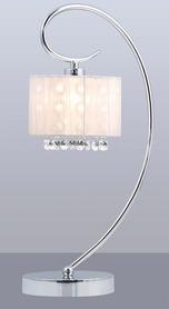 Lampka nocna stołowa SPAN MTM1583/1WH