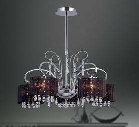 Żyrandol Nowoczesny Kryształ Span MDM1583/5