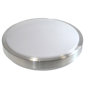 Plafon led Vingon 24W 4000K srebrny czujnik