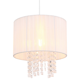 Lampa Zwis Biała PYRA 15098
