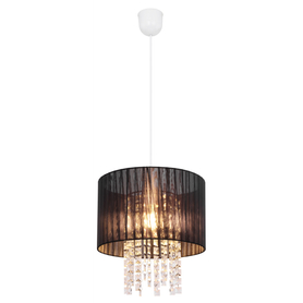 Lampa Zwis Czarna PYRA 15099