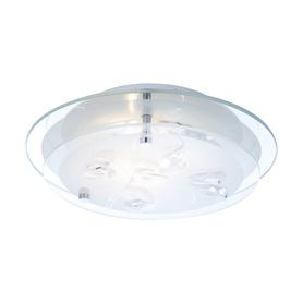 Plafon BRENDA kryształki E27 24cm