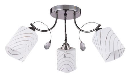 Żyrandol Lampa sufitowa Paris 3 Lampex (1)