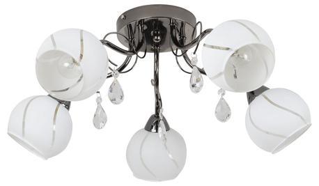 Żyrandol Lampa sufitowa Margit 5 Lampex (1)