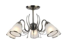 Żyrandol Lampa sufitowa Goja 5 Lampex
