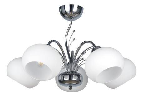 Żyrandol Lampa sufitowa Zora 5 Lampex (1)