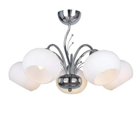 Żyrandol Lampa sufitowa Zora 5 Lampex (2)