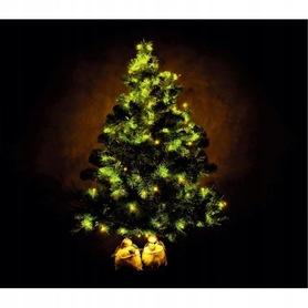 BULINEX LAMPKI LED NITKI 100L biały ciepły 10-028