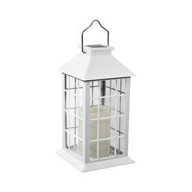 Lampion LATARENKA LED 3000K lampka solarna biała