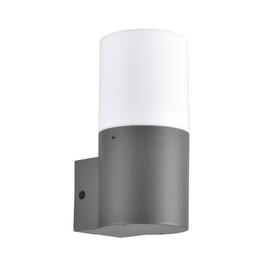 Kinkiet lampa ogrodowa grafit DALLAS E27