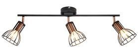 LAMPA spot oprawa ścienno-sufitowa SOFIA 3 x E14