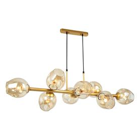 Żyrandol nowoczesny Borgo 8xE27 LAMPA WISZĄCA GD