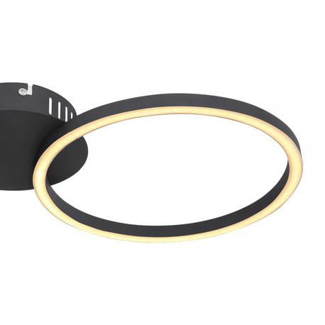 Lampa sufitowa żyrandol nowoczesny GLOBO KENDY 24S (2)
