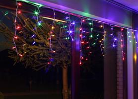 BULINEX Kurtynka sople LED 100 wewnatrz