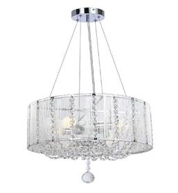 Lampa zwis EVARTON kryształ REALITY 328004-06