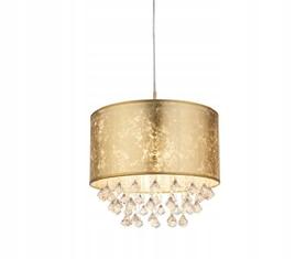 Lampa Zwis Złota AMY Globo