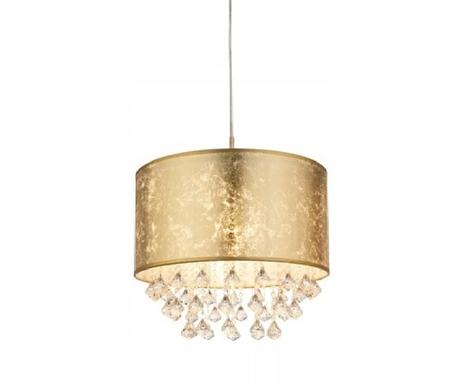 Lampa Zwis Złota AMY Globo (1)