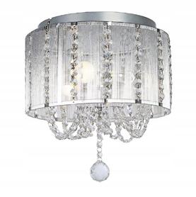 Lampa PLAFON EVARTON kryształ REALITY 628003-06