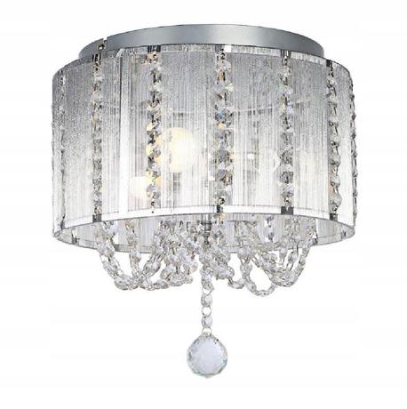 Lampa PLAFON EVARTON kryształ REALITY 628003-06 (1)