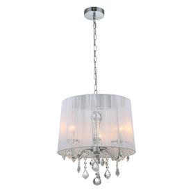 Lampa Żyrandol Nowoczesny Kryształki CORNELIA MDM-2572/3 W