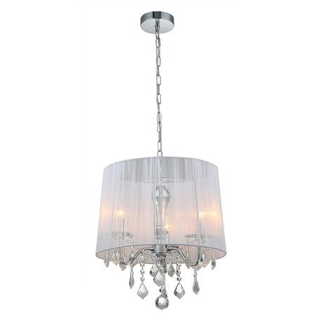 Lampa Żyrandol Nowoczesny Kryształki CORNELIA MDM-2572/3 W (1)