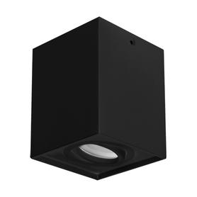 Oprawa Tuba nabudowania HARY D GU10 BLACK