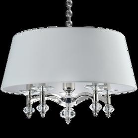 Lampa wisząca VERONA P05377WH NI