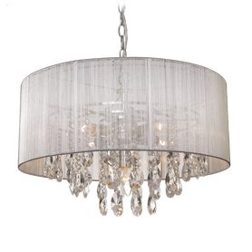 Lampa wisząca Singapore - P05390AG