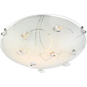 Plafon GLOBO kryształki Alivia 40414-2