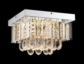 Lampa Plafon GLOBO kryształ LED 68622-18