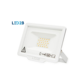Naświetla Oprawa LED MH 20W barwa ZIMNOBIAŁA WH