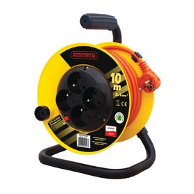 Przedłużacz bębnowy 4GN 10m 3x1,5mm (PZB1-40-10Y