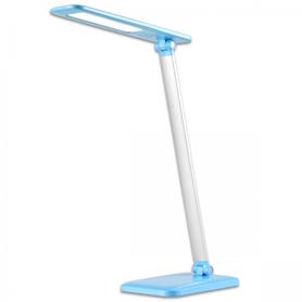 Lampka biurkowa LED PLUTON niebieska