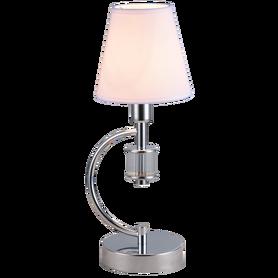 Lampka nocna stołowa LIVERPOOL T01193CH 38,5 cm
