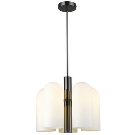 Lampa wisząca SEOUL P05759BK Żyrand