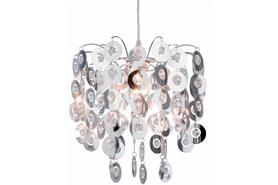 Lampa wisząca zwis Lind 1 pł chrom 328101-06